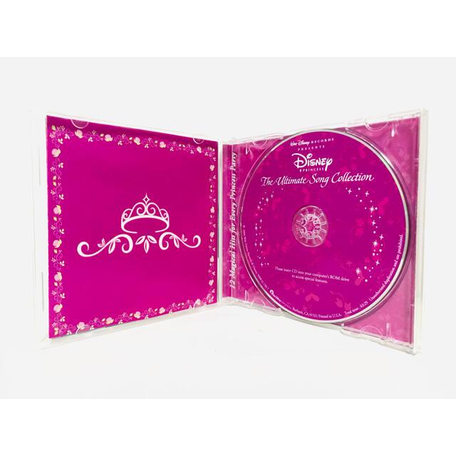 Disney(ディズニー)の【新品同様】ディズニープリンセスアルティメットソングコレクション/サントラCD エンタメ/ホビーのCD(キッズ/ファミリー)の商品写真