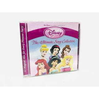 Disney - 【新品同様】ディズニープリンセスアルティメットソングコレクション/サントラCD