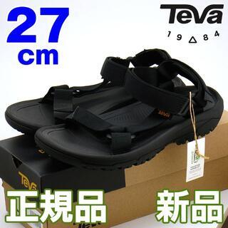 Teva - テバ メンズ サンダル ハリケーン XLT 2 ブラック 黒 27cm 新品