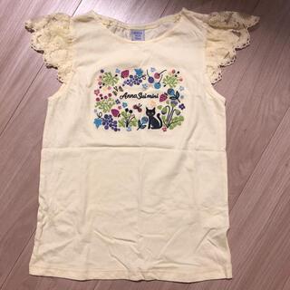 ANNA SUI mini - 未使用 アナスイミニ 140 Tシャツ