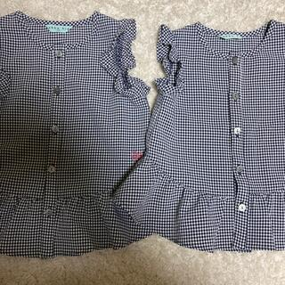 ハッカキッズ(hakka kids)の美品 HaKKa   Kid カットソー 110cm   120cm(Tシャツ/カットソー)