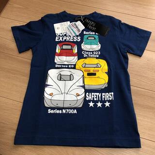 ムージョンジョン(mou jon jon)の新幹線ハングリーハートTシャツ(Tシャツ/カットソー)