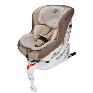 新生児から4歳までチャイルドシート  ISOFIX取り付け