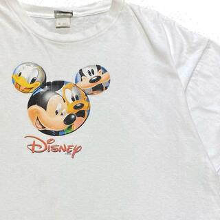 Disney - 90's Disney ディズニー Tシャツ ミッキーマウス