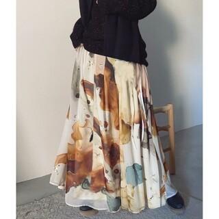 Ameri VINTAGE - ameri vintage アメリアインクアートスカート