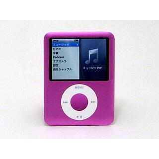 iPod - ★ iPod nano 第3世代 8GB ピンク ★