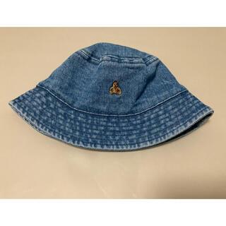 ベビーギャップ(babyGAP)のbabyGAP デニム バケットハット(帽子)