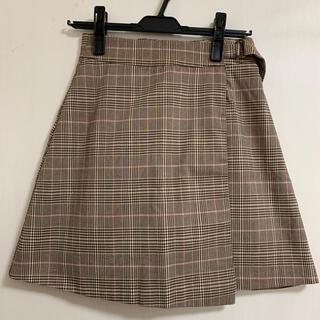 オリーブデオリーブ(OLIVEdesOLIVE)のスカート(ミニスカート)