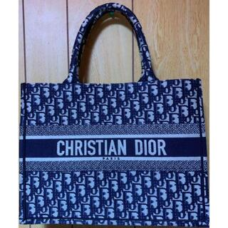 ディオール(Dior)のディオール ブックトート バッグ Christian Dior(トートバッグ)