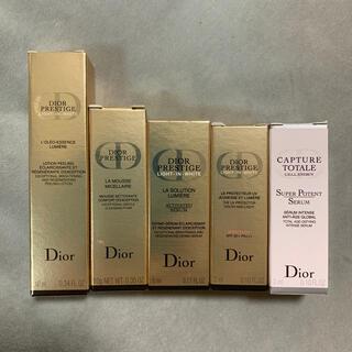 Christian Dior - 新品未開封*ディオールサンプル試供品5点セット