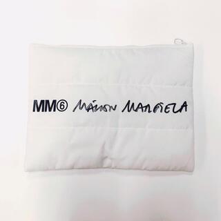 MM6 - 新品 MM6 メゾンマルジェラ 付録 ポーチ SPUR