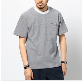 DANTON - クルーネックTシャツ/DANTON