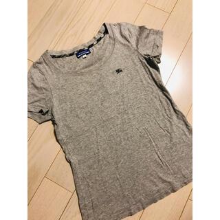 BURBERRY BLUE LABEL - バーバリーブルーレーベル  ホースマーク Tシャツ
