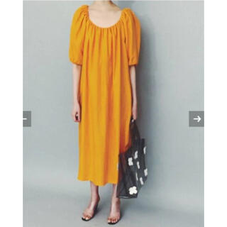 EDIT.FOR LULU - LULU 【MISSING YOU ALREADY】ギャザー ドレス