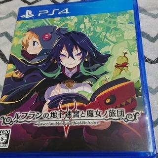 PlayStation4 - ルフランの地下迷宮と魔女ノ旅団 PS4