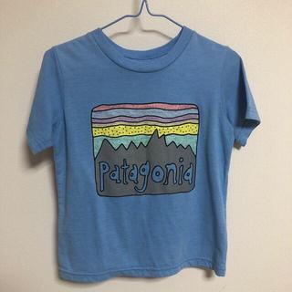 パタゴニア(patagonia)のpatagonia  kids Tシャツ(Tシャツ/カットソー)