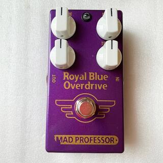 MAD PROFESSOR Royal Blue Overdrive Used(エフェクター)
