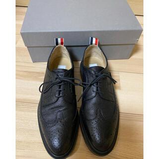 THOM BROWNE - 期間限定値下げ★THOM BROWNE ウイングチップ シューズ 靴 サイズ8