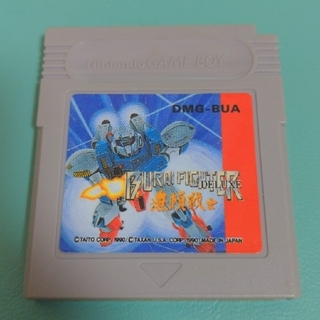 ゲームボーイ(ゲームボーイ)のBURAI FIGHTER DELXE 無頼戦士 (携帯用ゲームソフト)