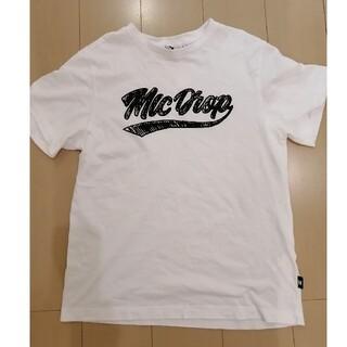 ボウダンショウネンダン(防弾少年団(BTS))の一回のみ着用!BTS!公式!マイクドロップ!Tシャツ!Mサイズ!激安(^^)(Tシャツ(半袖/袖なし))