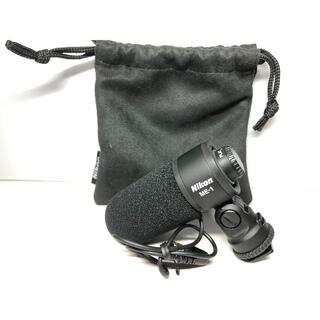 ニコン(Nikon)のニコン ME-1 ステレオマイクロフォン(ミラーレス一眼)