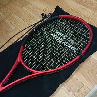 ダンロップ(DUNLOP)の美品 ダンロップ CX400 2021 G2 テニスラケット(ラケット)
