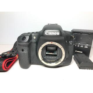 キヤノン(Canon)のキヤノン EOS 7D ボディ(デジタル一眼)