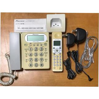 パイオニア(Pioneer)のPioneer 留守番電話 TF-VD1100(その他)