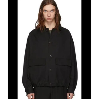 LEMAIRE - LEMAIRE 19aw 名作ブルゾン