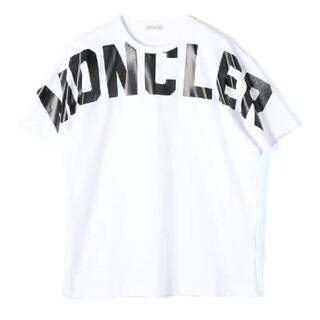 モンクレール(MONCLER)のMONCLER Tシャツ モンクレール(Tシャツ/カットソー(半袖/袖なし))