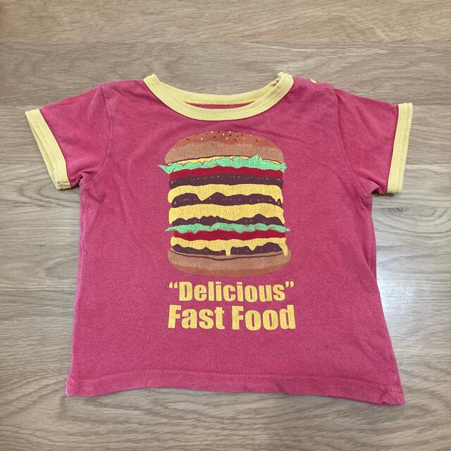 gelato pique(ジェラートピケ)のTシャツ 半袖 男の子 80cm  4枚セット キッズ/ベビー/マタニティのベビー服(~85cm)(Tシャツ)の商品写真