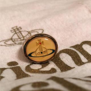 ヴィヴィアンウエストウッド(Vivienne Westwood)のVivienneWestwood エナメルオーブリング(リング(指輪))