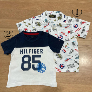 TOMMY HILFIGER - Tシャツ 半袖 男の子 90cm