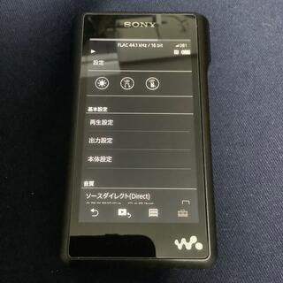 ウォークマン(WALKMAN)のSONY NW-WM1A(ポータブルプレーヤー)
