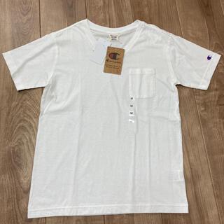 Champion - M 新品タグ付き チャンピオン Tシャツ