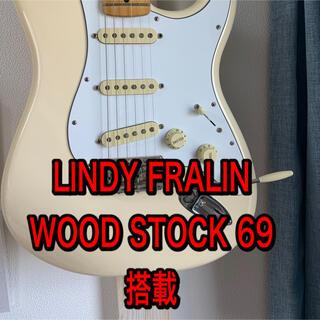 フェンダー(Fender)のfender mexJimi Hendrix Stratocaster PU交換(エレキギター)