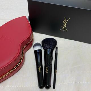 Yves Saint Laurent Beaute - 新品 サンローラン ブラシ セット