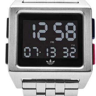 adidas - アディダスデジタルウォッチ  2924_ Silver