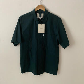 1LDK SELECT - studionicholson 21ss パウダーコットンシャツ
