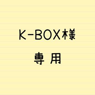 ニンテンドウ(任天堂)のK-BOX様 専用(キッズ/ファミリー)
