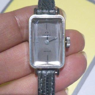 オメガ(OMEGA)の★HIROB購入 OMEGA 腕時計★【カッティングフェイス】★(腕時計)
