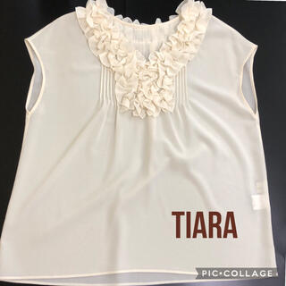 tiara - ティアラ ブラウス