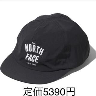 THE NORTH FACE - 【未開封新品】ノースフェイス ランニングキャップ ブラック Lサイズ 撥水仕様