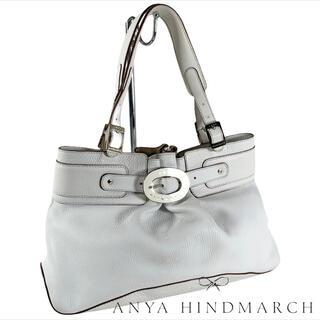 ANYA HINDMARCH - ✨美品✨ Anya Hindmarch フルレザー トートバッグ