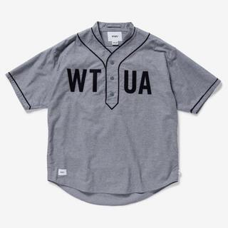 W)taps - WTAPS 19ss LEAGUE SS/SHIRT.COTTON.