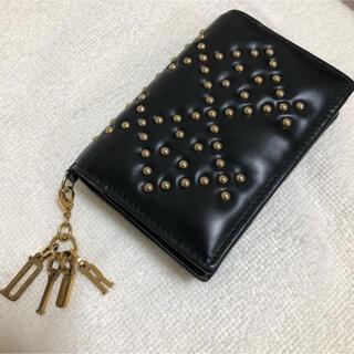Christian Dior - ディオール スタッズ付き カードケース