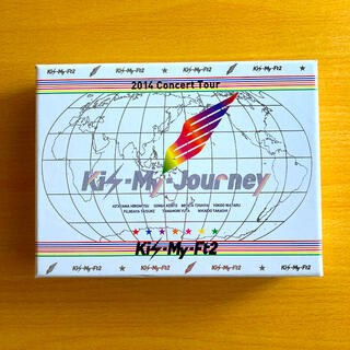 Kis-My-Ft2 - キスマイジャーニー ライブDVD 初回