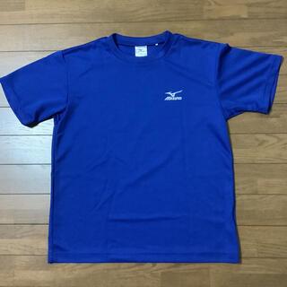 ミズノ(MIZUNO)のMIZUNO ミズノ 速乾性Tシャツ 160cm  ブルー(ウェア)
