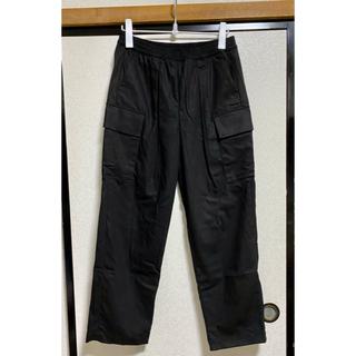 COMOLI - グラフペーパー Graphpaper Easy Military Pants 黒