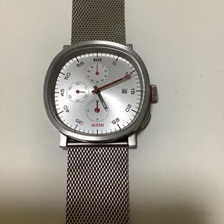 アレッシィ(ALESSI)のALESSI WATCHES アレッシーウォッチ 腕時計 クロノグラフ(腕時計)